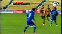 The Strongest vs Universidad de Chile 5-3 Todos los Goles Copa Libertadores 2015