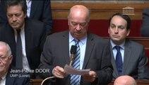 Jean-Pierre Door - Projet de loi Santé