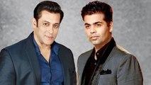What Did Karan Johar Give Salman Khan As A Gift? | Check Out