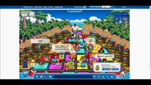 Club Penguin Party At My Igloo + Party Host Stamp