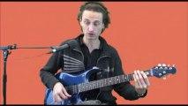 """Misirlou - Cette vidéo permet de travailler et d'apprendre à jouer le morceau """"Misirlou"""" (morceau traditionnel grec) dans la version interprétée par Dick Dale (BO Pulp Fiction, Taxi 4...)."""