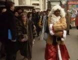 Les sketchs - Les Inconnus - Audition des Pères Noël