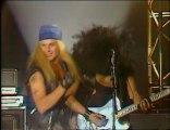 Les chansons - Les Inconnus - Chanson Hard Rock (Poésie)