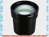 Panasonic DMW-LT55 55mm Tele Conversion Lens for Panasonic FZ7 FZ30 FZ18 and FZ50 Digital Cameras