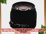 Sigma 18-50mm f/3.5-5.6 DC HSM Wide Angle Zoom Lens for Nikon D90 D80 D70 D60 D50 D40 D40X