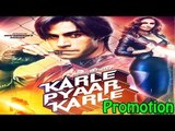 Karle Pyaar Karle Team Promoting Film @  Free Medical Eye Checkup Camp