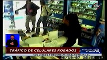 """Estos son los riesgos que existen en el """"mercado negro"""" de los celulares - CHV Noticias"""
