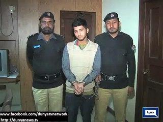 Naked one wheeling in Pakistan | Boy arrested |