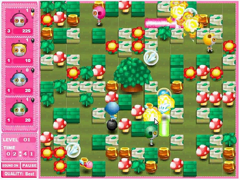 Bombacı Robotlar Oyunu Nasıl Oynanır Oyun Çözümü - Akrep Oyun