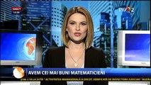 Avem cei mai buni matematicieni. Studenţii români s-au întors cu 20 de medalii de la Olimpiadă
