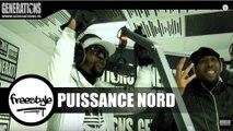 Puissance Nord - Freestyle (Live des studios de Generations)