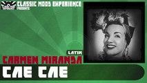 Carmen Miranda - Cae Cae (1941)