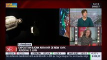 La tendance culturelle: L'exposition Björk au MoMa de New York – 18/03