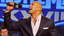 "Dwayne ""The Rock"" Johnson Lip Syncs to Taylor Swift's 'Shake It Off'"