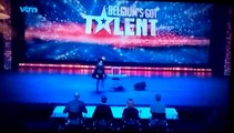 Crazy women Belgiums Got Talent!