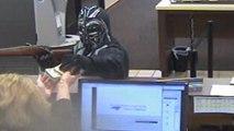 Man Dressed As Darth Vader Robs Bank