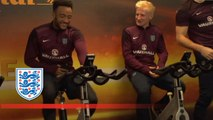 Inside the England U21 Recovery Session | Inside Training