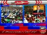 Quaid-e-Tehreek Altaf Hussain speech on 31st anniversary of MQM at Jinnah Ground