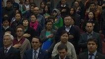 Çanakkale Şehitleri, Kırgızistan'da Sergilenen Tiyatro Oyunuyla Anıldı