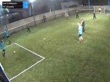 Faute de thomas - Les Collègues Vs FC Ananas - 18/03/15 20:00 - Antibes Soccer Park