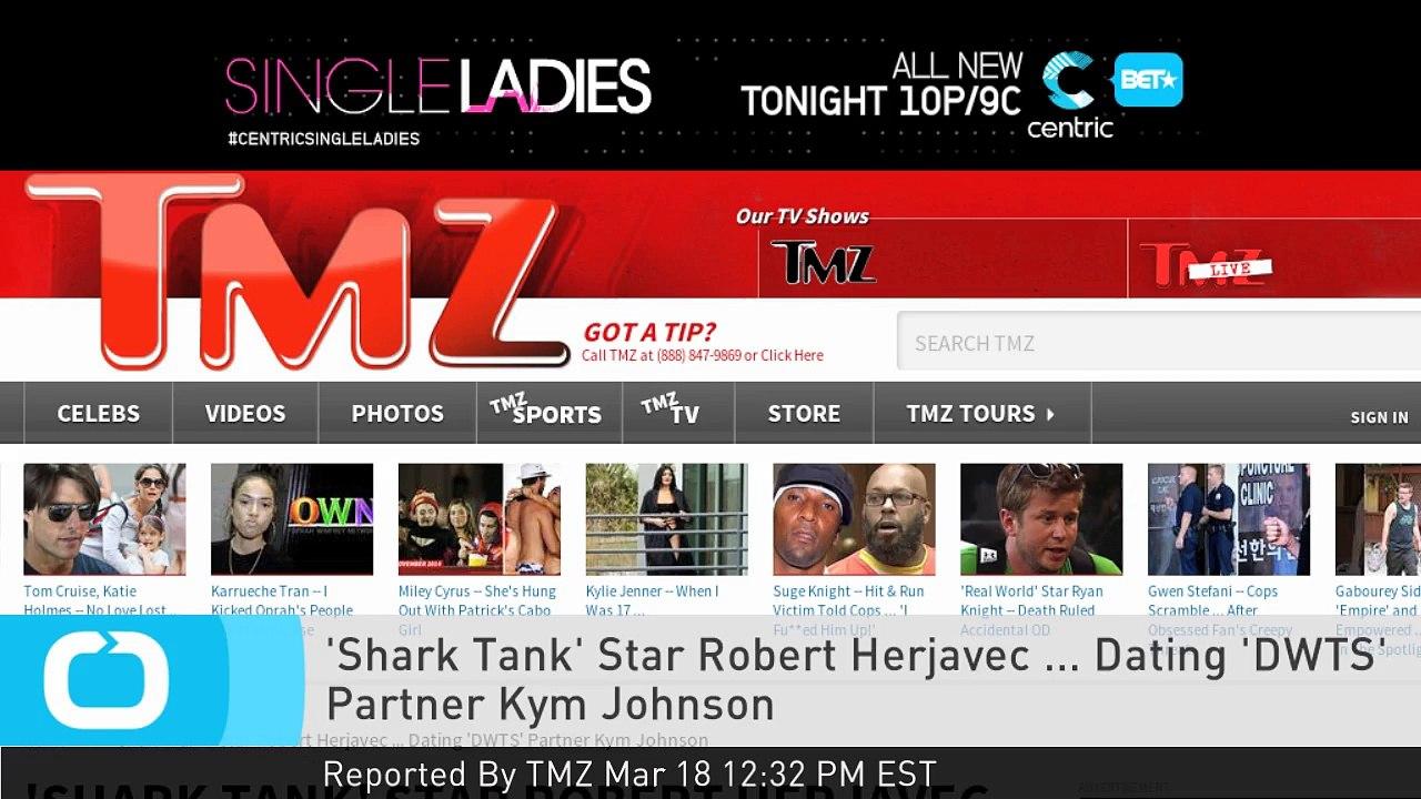 Shark tank dating website