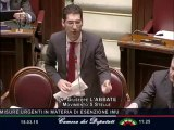 Giuseppe L'Abbate (M5S): Imu agricola, un pastrocchio senza capo ne coda - MoVimento 5 Stelle