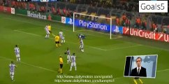 Dortmund 0 - 3 Juventus All Goals and FULL Highlights Champions League 18-3-2015