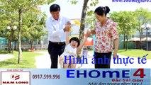 NHÀ PHỐ VƯỜN EHOME 4 BẮC SÀI GÒN - Căn hộ EHome 4 Bắc Sài Gòn