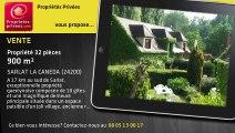 A vendre - propriété - SARLAT LA CANEDA (24200) - 32 pièces - 900m²