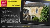A vendre - propriété - SARLAT LA CANEDA (24200) - 5 pièces - 206m²