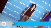 Sara Gilbert Steps Out for First Time Since Giving Birth, Goes Shopping With Wife Linda Perry and New Son Rhodes