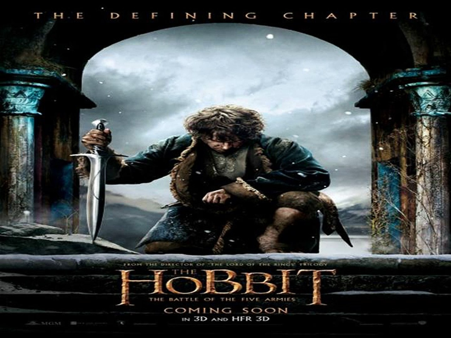 Watch The Hobbit The Battle Of The Five Armies 2014 Full Movie Online Streaming Video Dailymotion