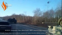20150318 - Andryushino, Pskov Oblast Russia - BMD-1 airborne convoy moves to Estonia-Latvia border