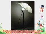 Studiohut KIT2CS Photography Studio Continuous Lighting Umbrella Kit with 30 Watts 5500K CFL