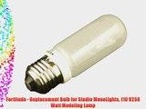 Fortitude - Replacement Bulb for Studio MonoLights 110 V250 Watt Modeling Lamp