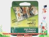 Pioneer Photo PCR-1 Clear Photo Corner Dispenser With 250 Corners - Quantity 24