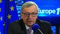 """Juncker : """"L'armée française sauve souvent l'honneur de l'Europe"""""""