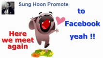 Welcome back 성훈 Sung Hoon ^^  Fans miss you ^^