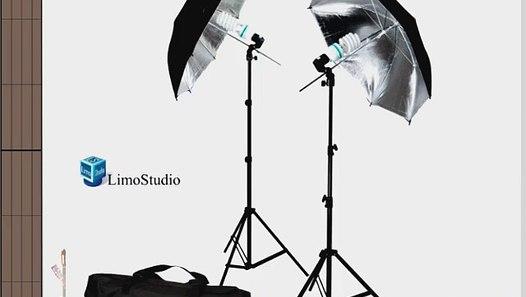 593cf6bbb0bb LimoStudio 6500K Day Light 400 Watt Photography 33 Silver Reflector ...