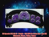 US Speedo PLK 05 37 Purple 120 MPH No Trans Gas for GM Silverado Sierra Yukon Tahoe