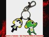 Keroro Tamama Sgt Frog Key Chain GE Animation
