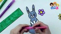 How to Make Easter Egg Holder - Kids Craft