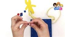 How to make rabbit mini purse - Kids Craft