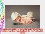 Nude Chunky Newborn Elf Hat Photography Prop Baby Props Newborn Prop Photo Props Handmade Hat