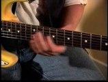 Solos de blues à la guitare