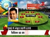 ICC World Cup 2015: Rohit Sharma slams ton against Bangladesh
