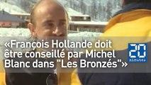 Olivier Besancenot : «François Hollande doit être conseillé par Michel Blanc dans «Les Bronzés»»