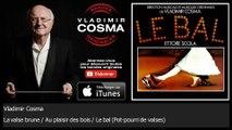 Vladimir Cosma - La valse brune / Au plaisir des bois / Le bal - Pot-pourri de valses