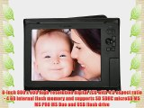 Digital Foci DLB-081 D-Light Box - 8 portable digital photo viewer (Black)