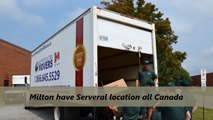 Milton Movers : Moving Services : Get A Moving Quote